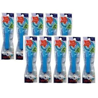 トンボエンピツ(トンボ鉛筆)のトンボ鉛筆 ippo! Clipグリップ ND−HCG45ブルー 10個 (ペン/マーカー)