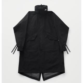 ハイク(HYKE)の[Sサイズ] HYKE the north face military coat(モッズコート)