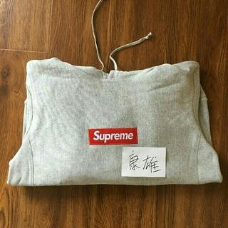 Supreme - Chenille Hooded Sweatshirt XL supreme