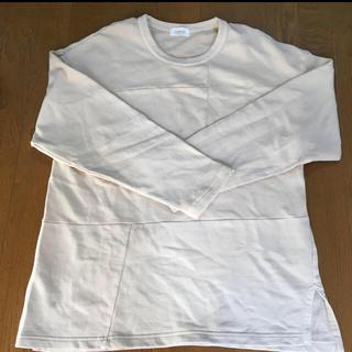 ジュンレッド(JUNRED)のトレーナー(Tシャツ/カットソー(七分/長袖))