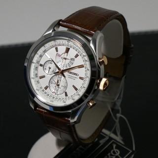 セイコー(SEIKO)のSEIKO Chronograph Perpetual 新品未使用 海外モデル(腕時計(アナログ))
