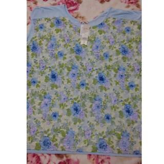 シマムラ(しまむら)の花柄半袖☆Tシャツ(Tシャツ(半袖/袖なし))