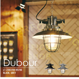 新品 未使用 ペンダントライト デュブール 照明 LED シーリング 電球付き(天井照明)
