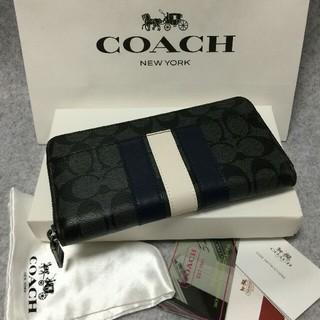 COACH - 新品★超人気  COACHコーチの長財布   F58109