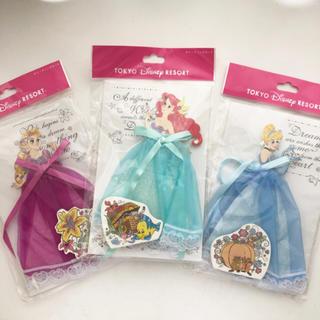 ディズニー(Disney)のdisney princess グリーティングカード(カード/レター/ラッピング)