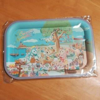 ディズニー(Disney)の【かんたんラクマパック】スプリングボヤッジ トレイ スチール製(テーブル用品)