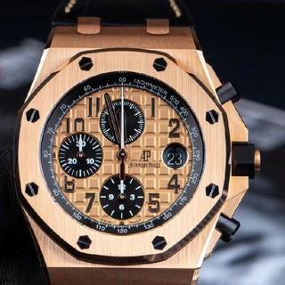 オーデマピゲ(AUDEMARS PIGUET)のAudemars Piguetメンズウォッチメンズ腕時計(腕時計(アナログ))