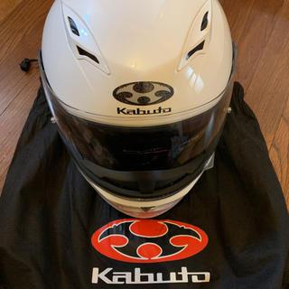 カムイ(KAMUI)のKAMUI Kabuto フルフェイスヘルメット(ヘルメット/シールド)