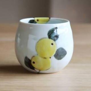 クタニセイヨウ(九谷青窯)の九谷焼 フリーカップ2つ(グラス/カップ)
