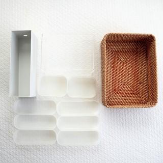 ムジルシリョウヒン(MUJI (無印良品))の無印良品収納用品セット(ケース/ボックス)