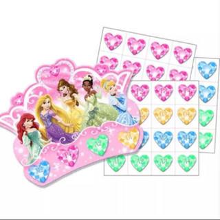 ディズニー(Disney)の★日本未発売 disney princess ビンゴゲームカード(その他)