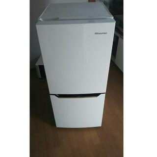 ハイセンス 冷蔵庫 2015年製