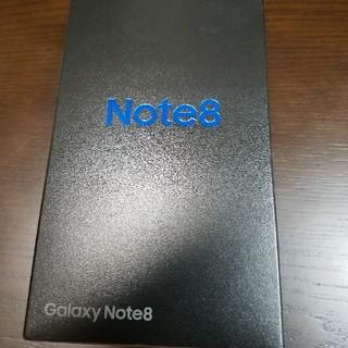 サムスン(SAMSUNG)のGALAXY  SC―01K  新品(スマートフォン本体)