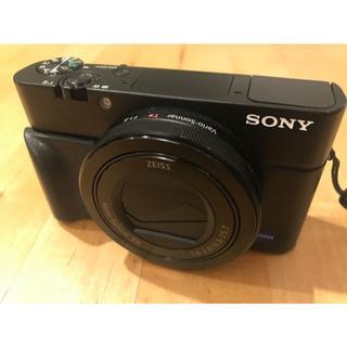 SONY - RX100M3【電池新品】【美品】