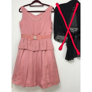 d0a98aad4b69d レッセパッセ(LAISSE PASSE)のレッセパッセ ドレス Sサイズ(ミディアムドレス)