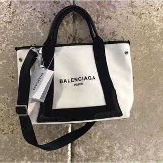 BALENCIAGA BAG -  BALENCIAGA トートバッグ/ビジネスバック 白