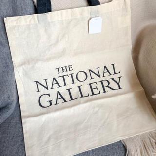 ハロッズ(Harrods)のNational Gallery エコバッグ トートバッグ ナショナルギャラリー(トートバッグ)