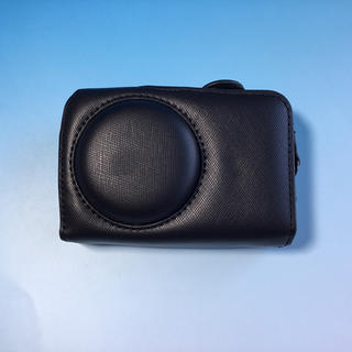 Nikon COOLPIX P310用 カメラケース  ショルダーベルト付(ケース/バッグ)