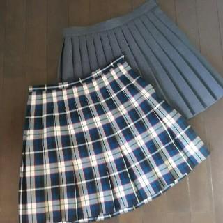 イーストボーイ(EASTBOY)のイーストボーイVenusタータンチェックスカート&セシールティーンズスカート(ひざ丈スカート)