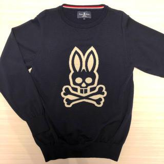 ヴィヴィアンウエストウッド(Vivienne Westwood)の新品☆Psycho Bunny☆セーター(ニット/セーター)