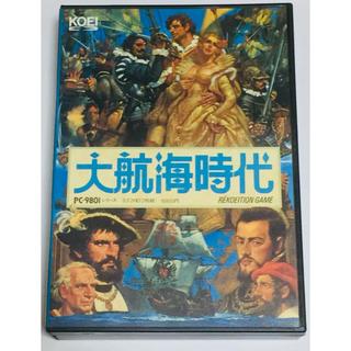 コーエーテクモゲームス(Koei Tecmo Games)のPC98 大航海時代(PCゲームソフト)