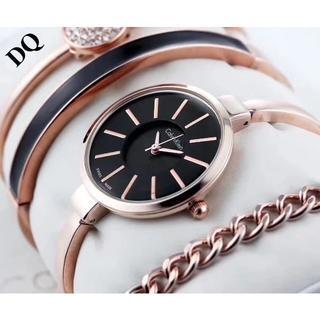 カルバンクライン(Calvin Klein)のCalvin Klein腕时計 レディース ブレスレット CK ゴールド(腕時計)