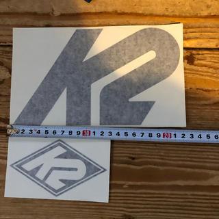 ケーツー(K2)のk2ステッカー(その他)
