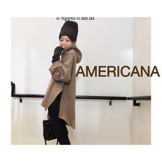 L'Appartement DEUXIEME CLASSE - 新品 AMERICANA Side Zip Parka アパルトモン カーキ