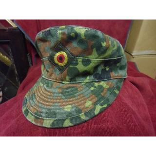 BWドイツ軍/連邦軍*フレクターン迷彩戦闘帽*59.5cm(実物)(戦闘服)