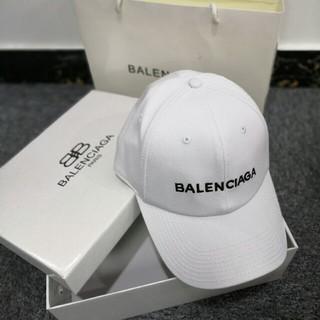 Balenciaga - Balencia*ga  キャップ 帽子 ホワイト