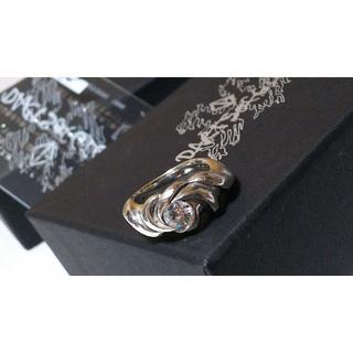 ジゴロウ(GIGOR)の正規 ジゴロウ×ダーツ ゴシッククロスリング 9号 ツイストウェーブ指輪 ガクト(リング(指輪))