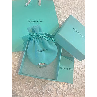 ティファニー(Tiffany & Co.)のS 様専用/Tiffany アトラスリング美品♡(リング(指輪))