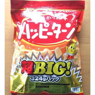 カメダセイカ(亀田製菓)のハッピーターン 超BIGサイズ(菓子/デザート)