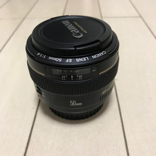 Canon - 美品Canon EF 50mm f1.4 USM