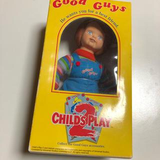 グッドガイ人形 チャッキー