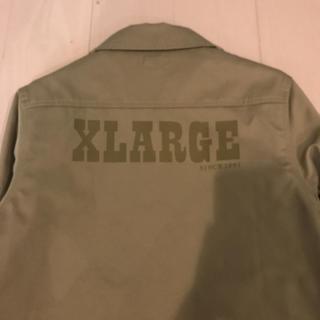 エクストララージ(XLARGE)のエクストララージ ディッキーズ コラボ ワークジャケット(ブルゾン)