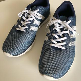 アディダス(adidas)のアディダス cloud foam フレックスーパー 中古27.5cm(シューズ)