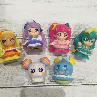 スター☆トゥインクルプリキュア すくい人形6個(キャラクターグッズ)