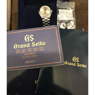グランドセイコー(Grand Seiko)のグランドセイコー SBGX005(腕時計(アナログ))