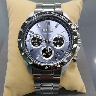 セイコー(SEIKO)のセイコー セレクション スピリット クロノグラフ sbtr027 極美品(腕時計(アナログ))