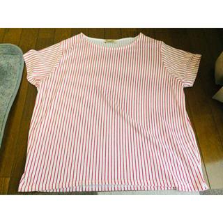 シマムラ(しまむら)のしまむら ストライプ トップス(Tシャツ(半袖/袖なし))