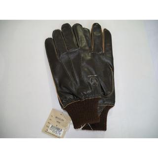 ザリアルマッコイズ(THE REAL McCOY'S)のリアルマッコイズ A-10 レザーグローブ(手袋)