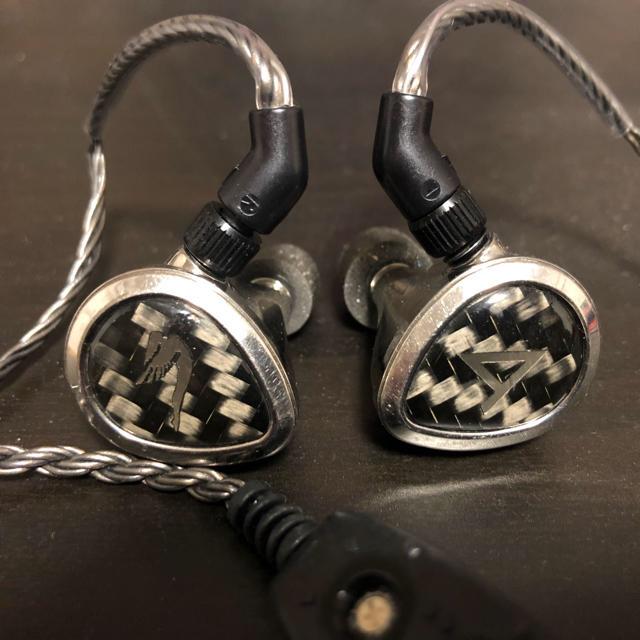 iriver(アイリバー)のJH audio laylaⅡ  スマホ/家電/カメラのオーディオ機器(ヘッドフォン/イヤフォン)の商品写真