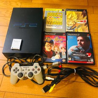 PlayStation2 - プレステ2&ソフト4本セット