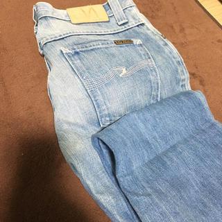ヌーディジーンズ(Nudie Jeans)のnudie jeans ライトブルー ジーパン(デニム/ジーンズ)