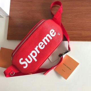 Supreme - louis vuitton-大人気! supremeボディバッグ