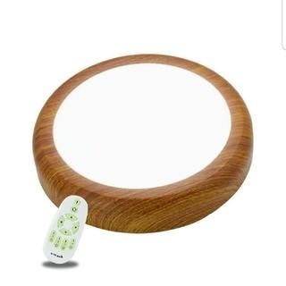 LED シーリングライト 調光調色 リモコン付き 照明ライト 18W 新品未開封(天井照明)