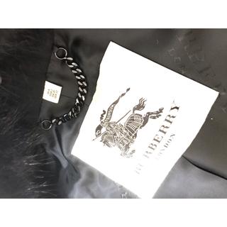 バーバリー(BURBERRY)の美品バーバリーカシミアダブルブレストフレアーコート38(ロングコート)