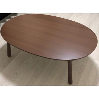 ニトリ - 美品 ニトリ こたつ テーブル