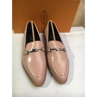 トッズ(TOD'S)の早い者勝ち tod's ローファー/革靴 サイズ37(ローファー/革靴)